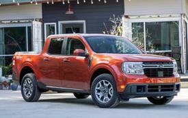 Ford cân nhắc làm xe nhỏ và giá rẻ hơn Maverick, quyết chiếm mọi phân khúc bán tải