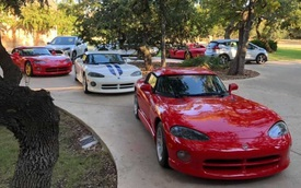 Đại gia bày cách xếp 7 ô tô vào trong garage sức chứa 3 xe nhưng bộ sưu tập mới khiến cộng đồng mạng thèm muốn