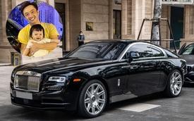 Ái nữ nhà Nguyễn Quốc Cường 'chê' xế sang Mercedes-Benz và MINI Cooper, mê mệt mẫu xe khác trong garage bạc tỷ nức tiếng cộng đồng mạng