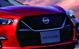 Nissan Skyline sẽ có phiên bản SUV - Hàng độc cho dân chơi