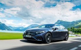 Mercedes-Benz EQS 2022 chốt giá rẻ hơn S-Class, về Việt Nam có thể tới 4 tỷ đồng