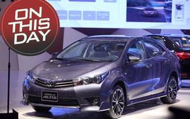 Ngày này năm xưa: Toyota Corolla Altis lột xác ngoạn mục tại Việt Nam nhưng cũng đánh dấu đà đi xuống của 'ông vua' phân khúc một thời