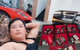 Chiếc hộp nhỏ tiết lộ gia tài xe trăm tỷ của đại gia Hoàng Kim Khánh: Có đủ Lamborghini, Ferrari đến cả... Toyota, nhưng chỗ để Koenigsegg Regera mới được quan tâm nhất