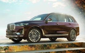 Nếu còn chơi xe, đại gia Khải Silk có lẽ sẽ là 1 trong 3 người hiếm hoi sở hữu mẫu BMW X7 dệt lụa đặc biệt này