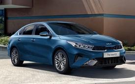 Kia K3 2022 ra mắt Việt Nam: Giá từ 559 triệu đồng, rẻ nhất phân khúc, sức ép cho Hyundai Elantra và Mazda3
