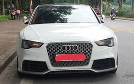 Bỏ hơn 700 triệu 'chơi' Audi A5, chủ xe lại vội bán đi với giá chỉ 569 triệu đồng