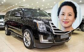 Trước khi được tự do, 'công chúa Huawei' Mạnh Vãn Chu đã được phục vụ bằng 2 mẫu xe này suốt 3 năm qua tại Canada