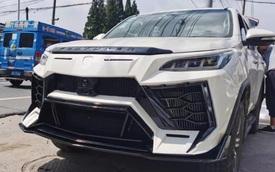 Hết RAV4, đến lượt 'thánh' Toyota Fortuner cũng được lên đời Lamborghini Urus