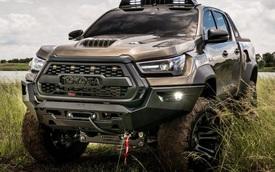 Toyota Hilux độ đầy thuyết phục, đối chọi Ford Ranger Raptor