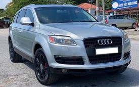Bán Audi Q7 giá 465 triệu, chủ xe công khai: 'Hết 150 triệu tiền đại tu, 3 năm nữa không cần đầu tư thêm gì'