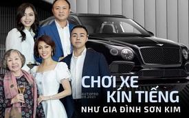 Giữa tin đồn hẹn hò của Chi Pu, dân tình khui ra loạt xe 'khủng' trong gia đình Sơn Kim dù kín tiếng thế này