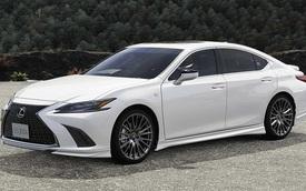 Lexus ES phiên bản mới được hẳn đội đua làm lại là lời đáp trả cho những ai chê dòng xe lái nhàm chán