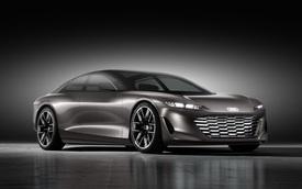 Audi Grandsphere Concept: Viết lại công thức A8 mới