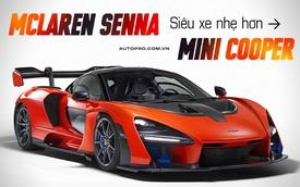 McLaren Senna thứ 2 sắp về tới Việt Nam và đây là 10 điểm hay mà không phải ai cũng biết