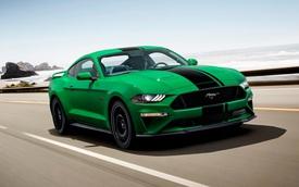 Ford Mustang đời mới sẽ là chiếc xe 'xứng đáng treo đầu giường'