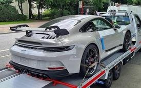 Porsche 911 GT3 thế hệ mới đầu tiên lên đường về Việt Nam: Chủ sở hữu là một đại gia Bến Tre