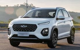 SUV từng gây sốt với giá siêu rẻ được đăng ký tại Việt Nam: Trông như Hyundai Santa Fe thu nhỏ, cạnh tranh Toyota Raize