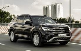 Volkswagen Teramont 2021 ra mắt Việt Nam: Giá 2,349 tỷ đồng, cạnh tranh Ford Explorer và Hyundai Palisade