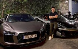 Giữa hot trend 9x Đắk Lắk mua siêu xe, CEO Tống Đông Khuê nói '2 năm trước hỏi mua xe không ai thèm tiếp, 9x khổ lắm' và khoe nguyên bộ sưu tập vạn người mê