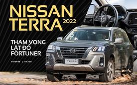 Bóc tách Nissan Terra 2022: Về Việt Nam cuối năm nay, thêm nhiều điểm mới nhưng vẫn khó để vượt qua Toyota Fortuner hay Mitsubishi Pajero Sport