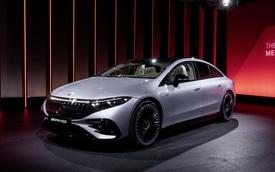 Ra mắt Mercedes-AMG EQS 53 - Khi 2 đỉnh cao AMG và EQ hợp sức cho 751 mã lực!