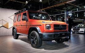 Ra mắt Mercedes-Benz G-Class 2022: Thêm nhiều đồ chơi cho đại gia thích cá nhân hoá