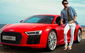 Soi dàn xe bạc tỷ từng gắn liền với Công Vinh - Thuỷ Tiên: Siêu phẩm Audi R8 góp mặt cùng loạt xe sang, xe thể thao và phân khối lớn hàng hiệu