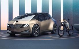 BMW i Vision Circular - Xe 4 chỗ to hơn Kia Morning, tái chế được, bên trong gây bất ngờ