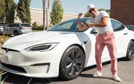 Đại gia bất động sản khen Tesla Model S còn đỉnh hơn dàn siêu xe Bugatti, McLaren, Pagani của mình