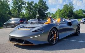 Rộ tin McLaren Elva về Việt Nam: Siêu xe giá 100 tỷ nhưng không có kính chắn gió