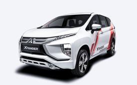 Mitsubishi Xpander bản đặc biệt ra mắt Việt Nam: Camera 360, màn hình 10 inch và đã có cảm biến lùi, giá 630 triệu đồng