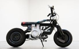 Hé lộ xe máy điện thiết kế cực chất, tốc độ 90km/h, đi quãng đường 90km cho 1 lần sạc