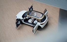 Smart Concept #1 - SUV to hơn Kia Sonet, mở cửa như Rolls-Royce, thiết kế kiểu Mercedes, khung gầm Volvo