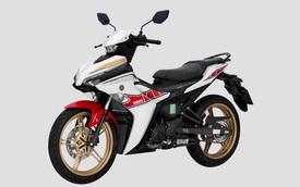 Yamaha Exciter 155 thêm một loạt tem màu mè: Giá từ 51,5 triệu đồng, tham vọng đấu Honda Winner X bằng vẻ bề ngoài