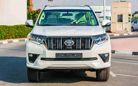 Toyota Land Cruiser Prado 2021 sắp bán tại Việt Nam đã bị chào 'lạc' gần 100 triệu đồng, bản cũ giảm giá sâu tại đại lý