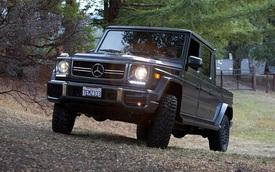 Mercedes-Benz G-Class độ bán tải kỳ công chào giá quy đổi hơn 1,3 tỷ đồng dù 15 năm tuổi và 175.000km
