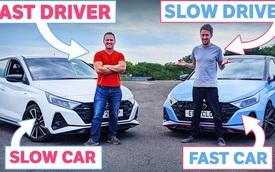 Góc hỏi khó: Xe nhanh tài chậm đối đầu xe chậm tài nhanh, bên nào sẽ thắng?
