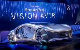 Mercedes-Benz giới thiệu ô tô đọc sóng não: Chủ xe tương lai đổi bài hát chỉ cần ngồi yên nghĩ trong đầu như giáo sư X