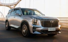 GAC Trumpchi GS8 2021: Ngoại hình như Cadillac, giá ngang xe hạng C, đáng để người mê xe Trung Quốc tại Việt Nam mong mỏi