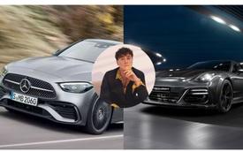 'Cuồng chân' vì nghỉ dịch lâu, Kiên Hoàng nằm nhà ngắm xe qua ngày, đặc biệt để ý đến Mercedes-Benz C 300 2022 sắp về Việt Nam