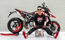 Xem trước siêu mô tô Ducati 6 tỷ mà Minh Nhựa đặt mua đầu năm nay: Số lượng giới hạn, ưu tiên cho những đội đua chuyên nghiệp