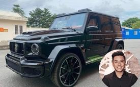 Hết tự rửa Mercedes-AMG G 63, Tuấn Hưng chuyển qua làm 'seller' bán xe tiền tỷ trong mùa dịch