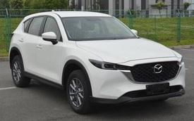 Mazda CX-5 2022 lần đầu lộ diện: Ngoại hình gọn gàng, ra mắt tháng 12, tham vọng áp đảo Honda CR-V và Hyundai Tucson