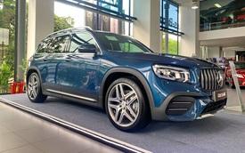 Mercedes-AMG GLB 35 ồ ạt về đại lý: SUV 7 chỗ mạnh nhất Việt Nam cho dân chơi mê tốc độ, giá đắt hơn GLC 300