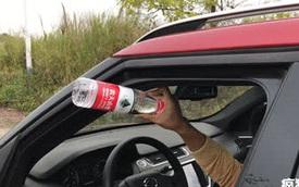 Chi tiết cực tinh tế trên cửa kính ô tô giúp phòng tránh chấn thương nguy hiểm: Không phải xe nào cũng có!