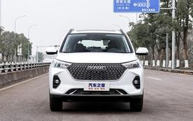 """Nội thất """"vượt mong đợi"""" của xe Trung Quốc giá rẻ 256 triệu đồng"""