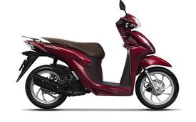 2 mẫu xe máy Honda bán chạy nhất năm 2020