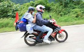 8 lưu ý khi đi xe máy về quê ăn Tết đảm bảo an toàn