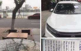 Bị phạt hơn 13 triệu đồng vì đỗ xe sai chỗ, còn xúc phạm công an quận