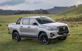 Toyota triệu hồi gần 2.000 chiếc Hilux do lỗi ở hệ thống phanh
